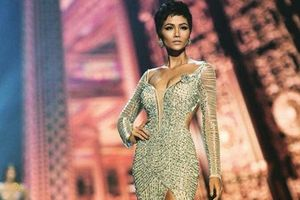 Trở về từ Miss Universe, H'Hen Niê dành 100% tiền thưởng làm từ thiện