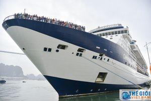 Vị khách quốc tế thứ 15 triệu và cơ hội phát triển du lịch tàu biển