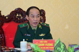 Nhanh chóng hoàn thiện bản thảo 'Lịch sử BĐBP Việt Nam giai đoạn 2009-2019'