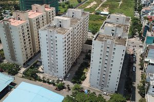 Trao giải thiết kế điển hình chung cư nhà ở xã hội