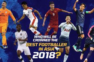 Nguyễn Quang Hải lọt vào danh sách 24 cầu thủ hay nhất châu Á