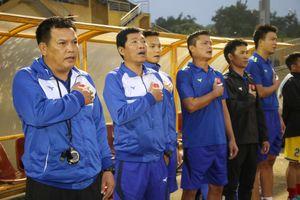 HLV Hoàng Hùng với chức vô địch U.21 quốc tế đầu tiên trong sự nghiệp