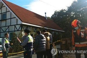 Hàn Quốc: 10 học sinh trúng độc tại nhà nghỉ