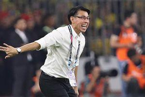 Malaysia chốt tương lai của HLV Tan Cheng Hoe