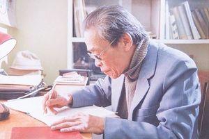 Nhà báo Quang Đạm - 'cây từ điển sống' chưa một lần cáu gắt