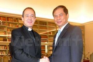 Giáo hoàng: Giáo hội Công giáo Việt Nam 'sống Phúc âm giữa lòng dân tộc'