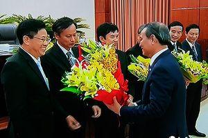 Ông Lê Trung Chinh được bầu làm Phó Chủ tịch UBND TP Đà Nẵng