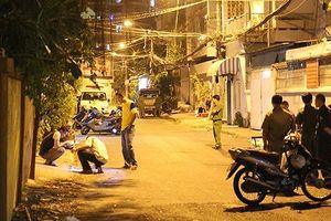 TP.HCM: Truy bắt nhóm côn đồ chém thương vong 2 người dân lúc rạng sáng