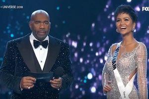 Báo quốc tế ca ngợi H'Hen Nie 'hết lời' sau Hoa hậu Hoàn vũ 2018