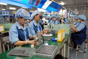 Thúc đẩy ngành công nghiệp hỗ trợ trong nước phát triển