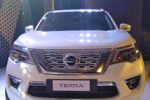 Nissan Terra giá từ 988 triệu dự báo 'gây bão' bởi những công nghệ này