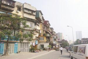 Lối thoát nào cho cải tạo chung cư cũ?
