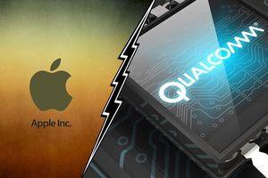 Apple cập nhật phần mềm để tránh bị kiện, Qualcomm vẫn chưa hài lòng