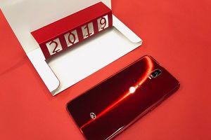 Oppo R17 và R17 Pro có thêm phiên bản màu đỏ mừng Năm mới