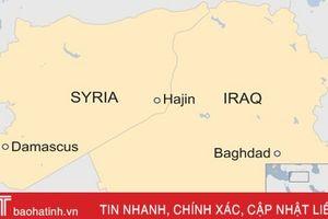 Nhà nước Hồi giáo tàn sát 700 tù nhân ở miền Đông Syria