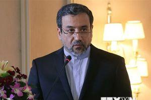 Iran: Sự ủng hộ của châu Âu với thỏa thuận hạt nhân là chưa đủ