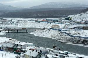 Nhật Bản phản đối các doanh trại quân sự Nga ở đảo tranh chấp