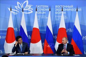 Nhật Bản phản đối Nga xây nhà trại tại các đảo tranh chấp