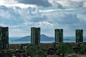 Nga chính thức triển khai 'rồng lửa' S-400 tại Crimea