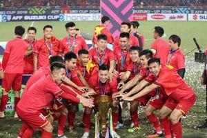 Clip: ĐT Việt Nam thống trị đội hình tiêu biểu AFF Cup 2018