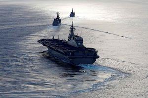 Nhật Bản dự chi 242 tỷ USD cho kế hoạch phòng thủ Trung Quốc và Triều Tiên