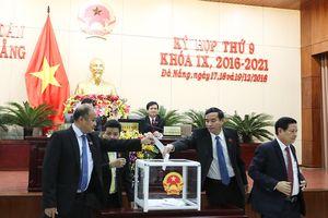 Bí thư quận Ngũ Hành Sơn làm Phó Chủ tịch UBND TP Đà Nẵng