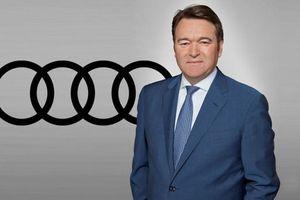 Hãng xe Audi chính thức có CEO mới