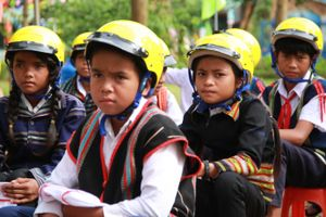 Việt Nam đã tăng tỷ lệ đội MBH ở trẻ em từ 5% -53%