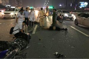 TP HCM: Chấn chỉnh tình trạng mất an toàn giao thông do xe máy lưu thông vào làn ô tô