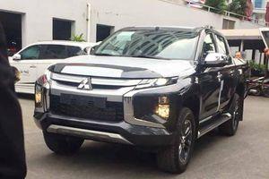 Mitsubishi Triton xuất hiện tại Hà Nội ra mắt giữa tháng 1/2019