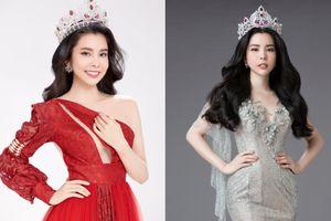Hoa hậu vòng ba 1 mét Huỳnh Vy tư vấn chọn váy dạ hội cho mùa lễ