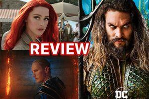 'Aquaman': Lần đầu làm phim siêu anh hùng, bậc thầy phim kinh dị James Wan khiến mọi người kinh ngạc