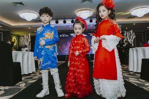 Hơn 300 người mẫu nhí góp mặt trong tuần lễ thời trang lần đầu tiên tổ chức tại Hoàng Thành