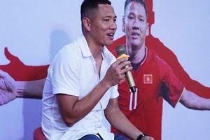 Trải lòng của Anh Đức về việc không được tham dự Asian Cup 2019