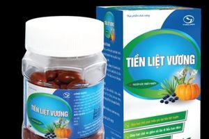 Công ty Tuệ Linh bị phạt 35 triệu đồng vì vi phạm quảng cáo sản phẩm