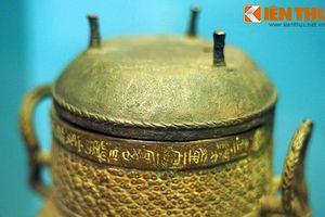 Loạt cổ vật cực hiếm của Việt Nam 10 thế kỷ đầu công nguyên