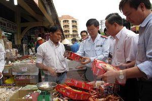 Lạng Sơn: Bắt giữ hơn 43 tấn dược liệu nhập lậu