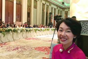 Thân Thục Quyên – Nữ CEO xinh đẹp đầy cá tính
