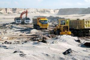 Kiến nghị tiếp tục khai thác dự án mỏ sắt Thạch Khê