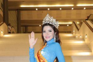 Người đẹp toàn năng Nga Queen: Từ Á hậu Doanh nhân đến Đại sứ Hành trình kết nối yêu thương số 9