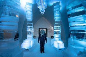 5 khách sạn băng ngoạn mục nhất mùa đông này
