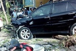 Điểm mặt một số vụ tai nạn của thương hiệu xe sang Lexus