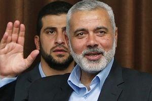 Israel 'hậm hực' với Nga vì cho lãnh đạo Hamas đến Moscow