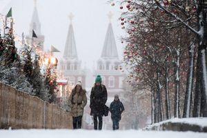 Những địa điểm nổi tiếng được yêu thích nhất ở Nga