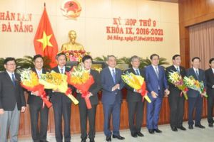 Ông Lê Trung Chinh được bầu giữ chức Phó chủ tịch UBND thành phố Đà Nẵng