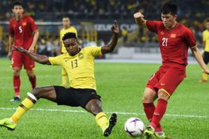 Malaysia đẩy mạnh nhập tịch cầu thủ sau AFF Cup 2018