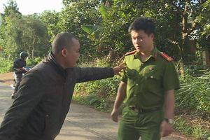 Bị lập biên bản, thanh niên đánh CSGT ở Đắk Lắk