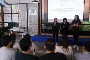 TP.HCM hấp dẫn giới trẻ mê khởi nghiệp