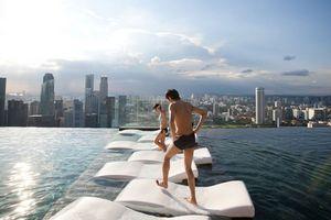 Khách sạn Singapore 'bùng nổ' sau siêu phẩm 'Con nhà siêu giàu châu Á'