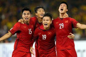Trang AFF bất ngờ gọi tên bộ tứ xuất sắc của Đội tuyển Việt Nam trong top 11